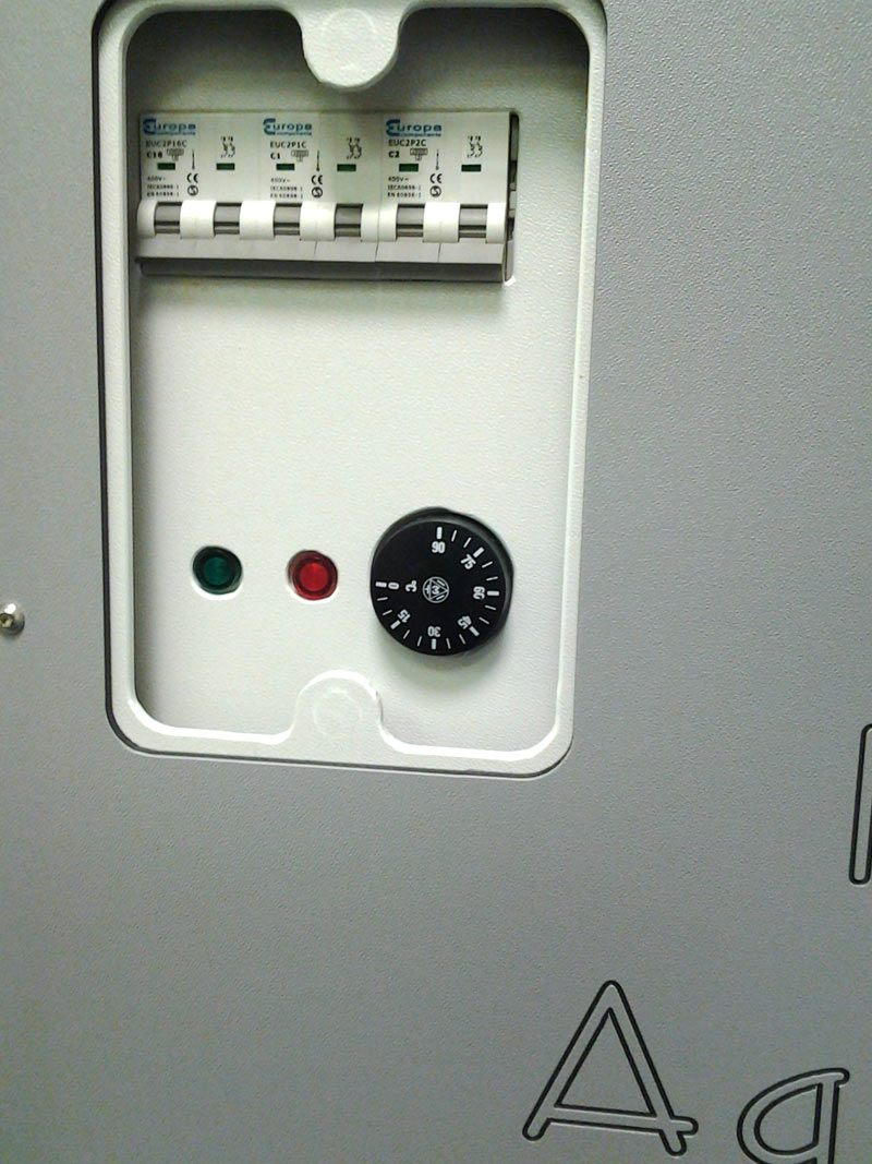 Aquarius 250 water management system product