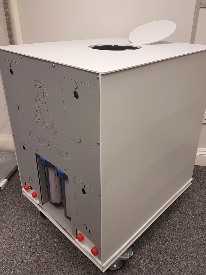Aquarius 250 outside box product pic